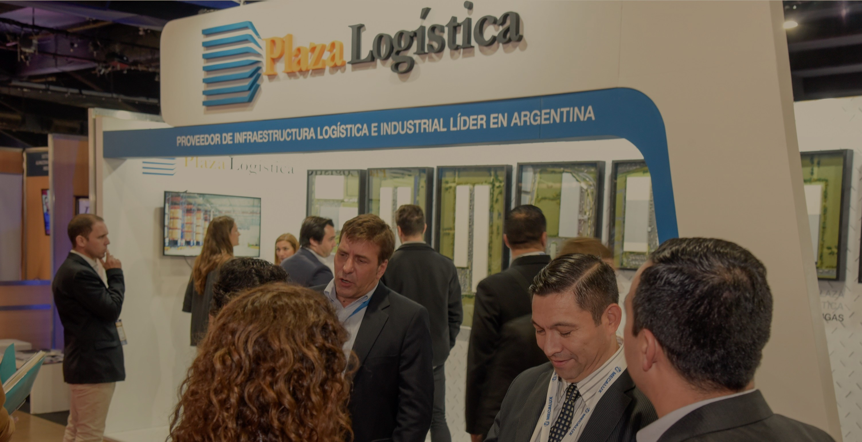 SPONSOR<br>THE LEADING LOGISTICS EVENT